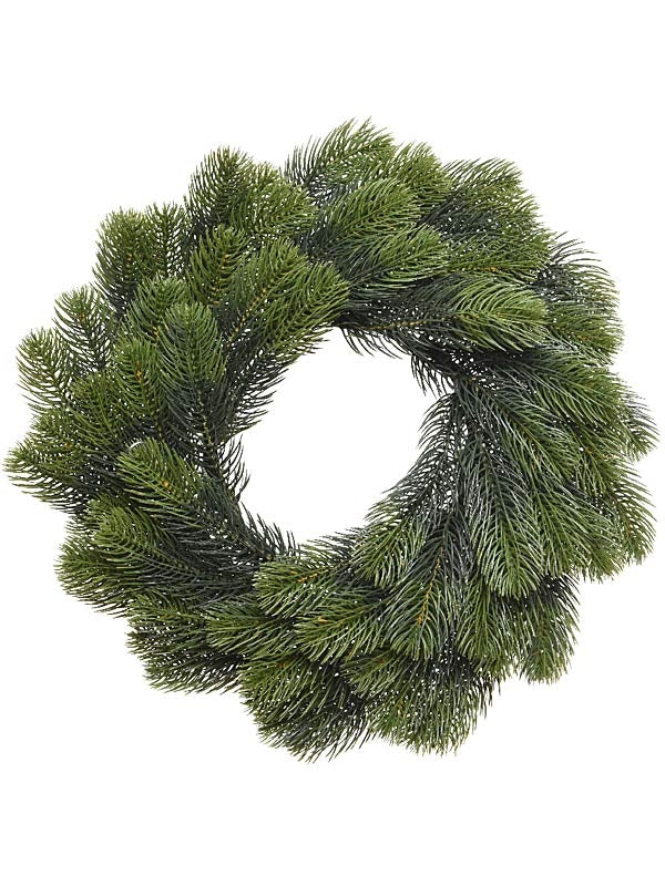 50cm Full PE Christmas Wreath