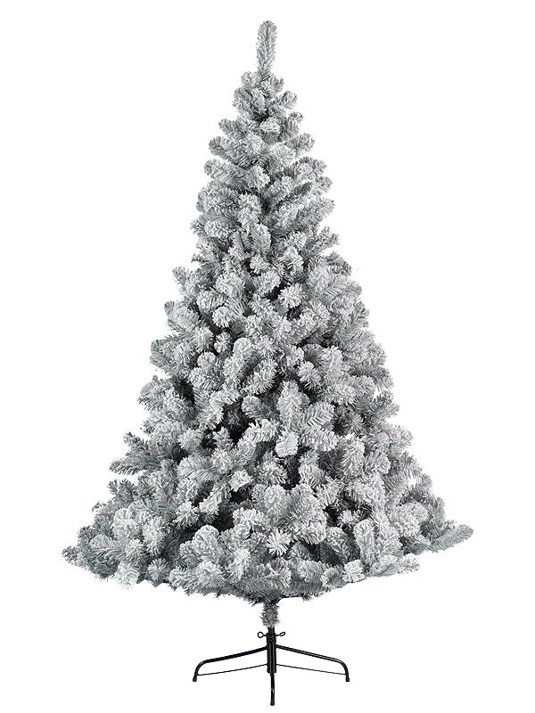 2.1m Frosted Imperial Pine Artificial Christmas Tree