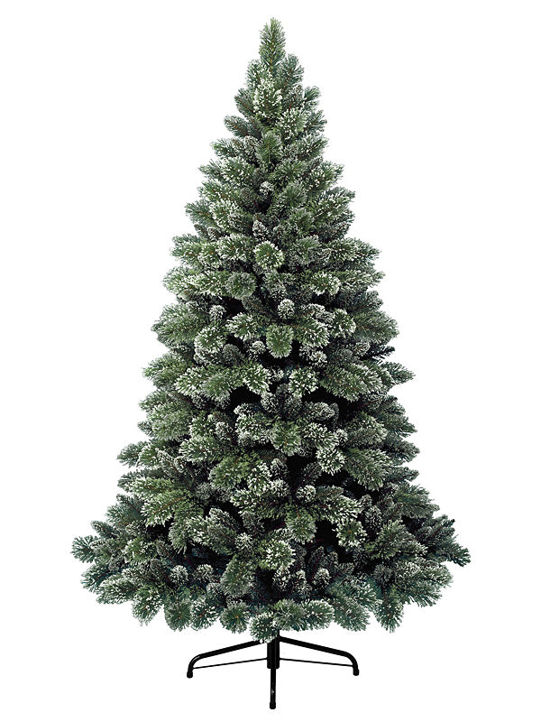 2.1M (7ft) Frosted Finley Pine Christmas Tree