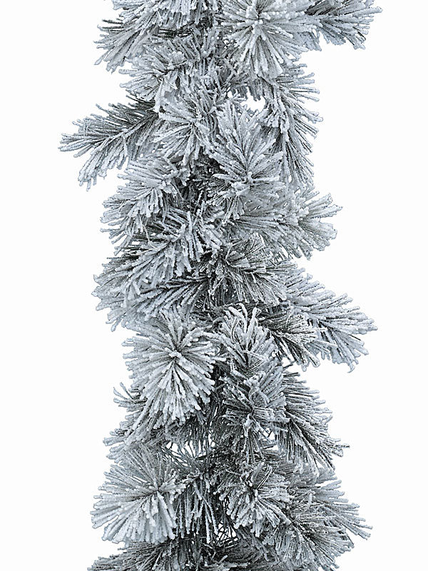 2.7M (9ft) Snowy Vancouver Christmas Garland