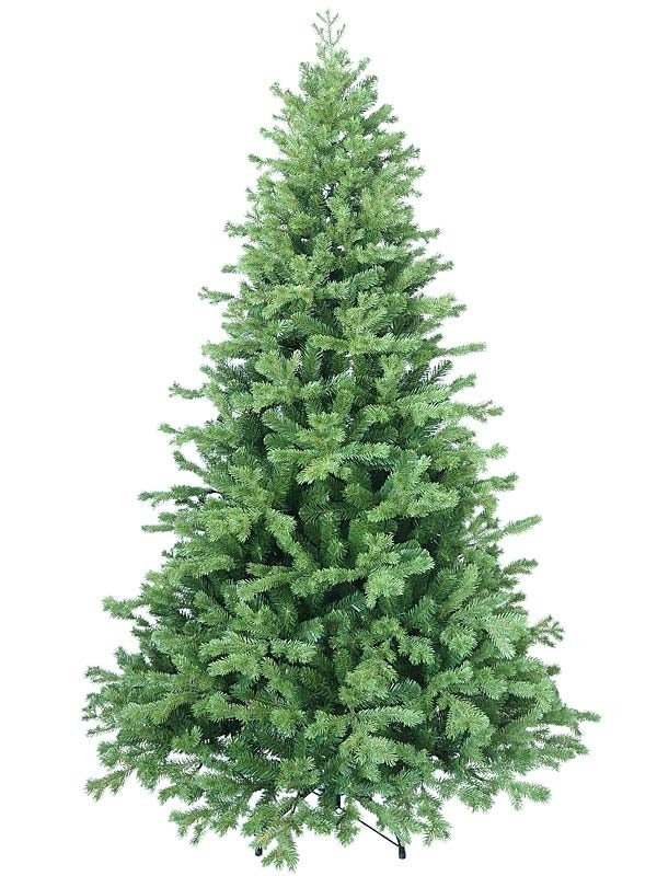 6.5ft (2M) Lakeland Fir PE-PVC Artificial Christmas Tree