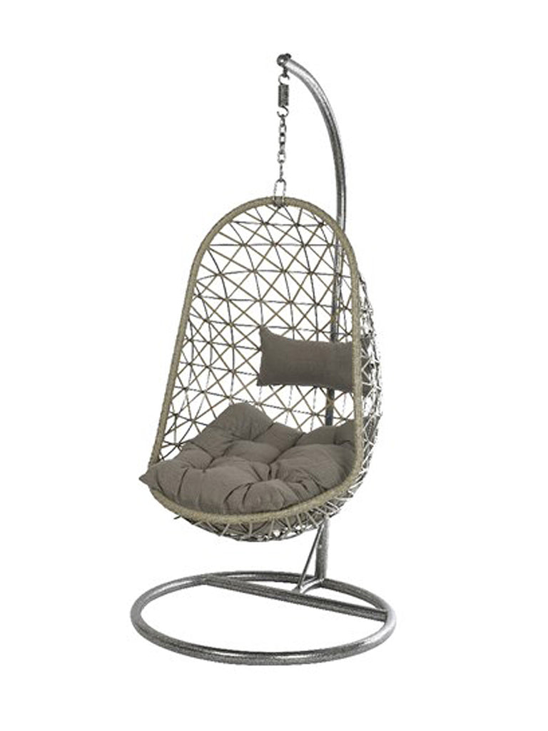 Bologna Outdoor Wicker Hanging Chair