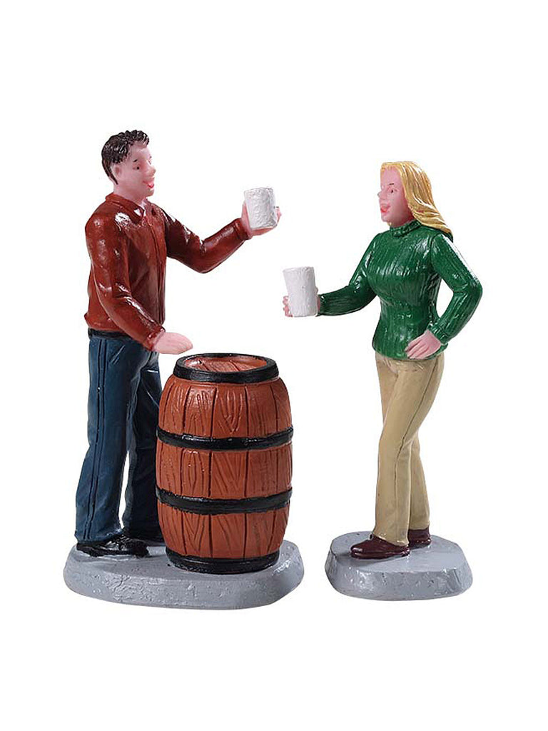 """Cheers!"", Set of 2"