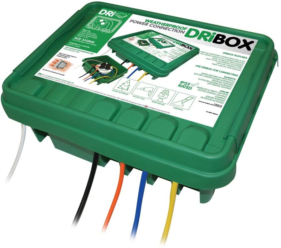 Dri-Box weather proof electric box
