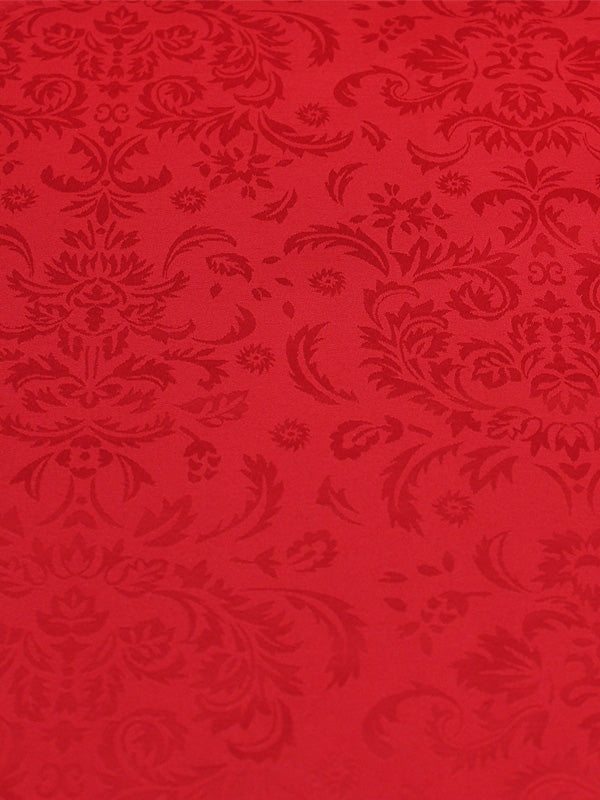 Box of 4 Caroline Napkins - Red