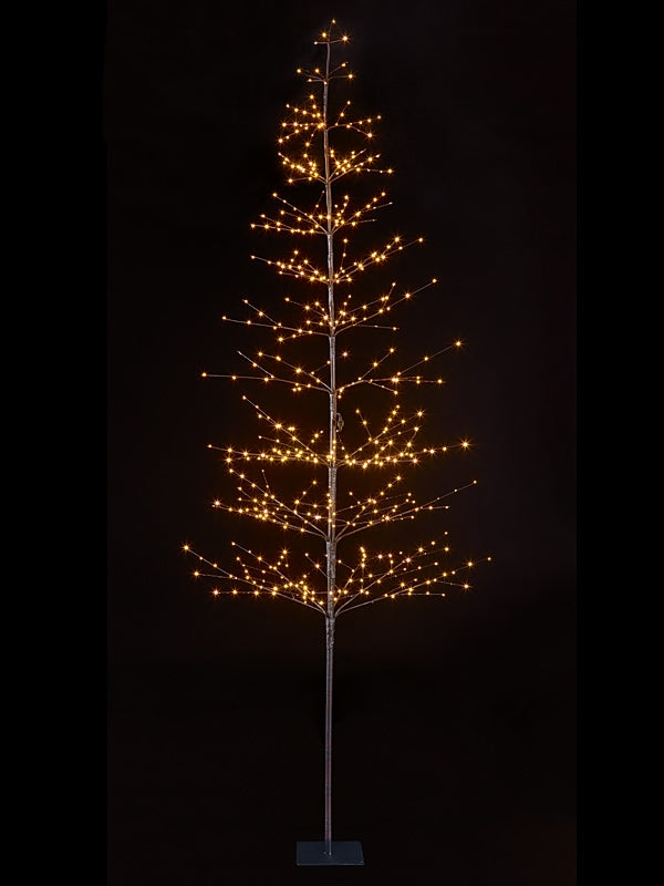 1.5m Micro LED Tree with 240 Warm White LEDs
