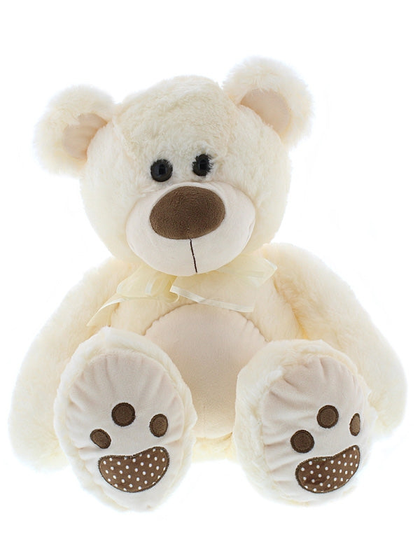 40cm Cream Teddy Bear