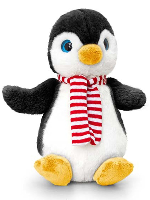 58cm Penguin With Scarf