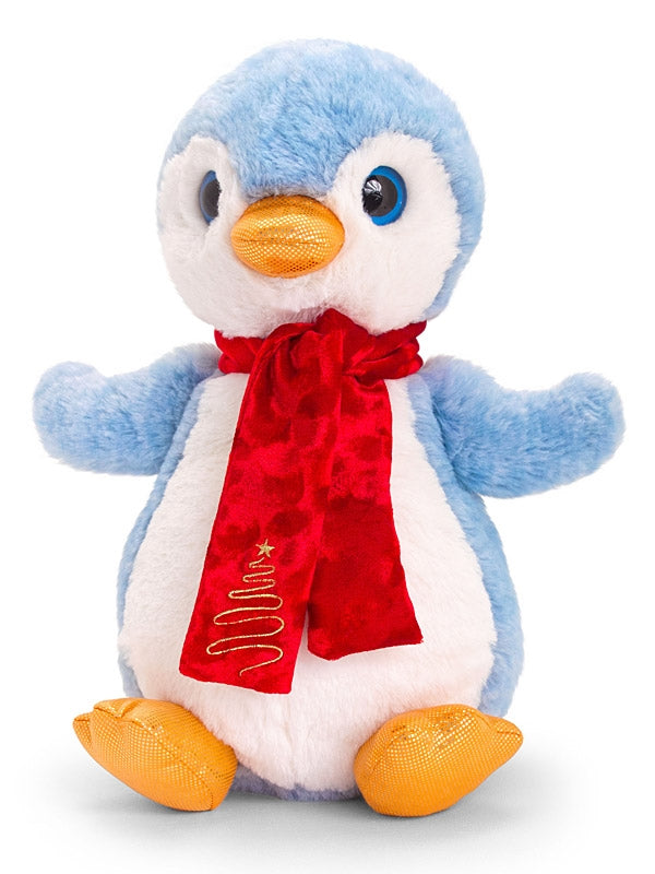 35cm Penguin with Scarf