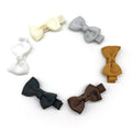 Alpaca Bow Ties - Complete Sets  [excl. prijzen] - alpaca wool - alpaca products & gifts - handmade - fairtrade gifts - by Inkari
