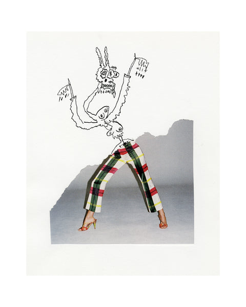 Pants Dance Limited Edition Print