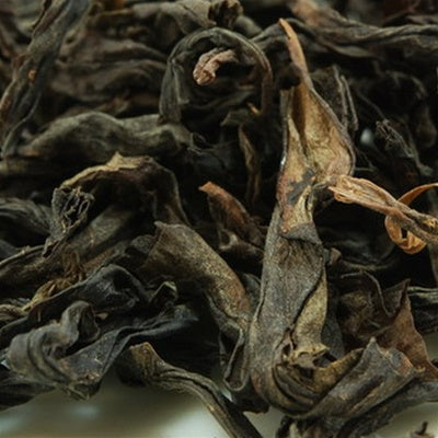 2002 八三茶人 BaSanChaRen Aged Da Hong Pao (Big Red Robe)