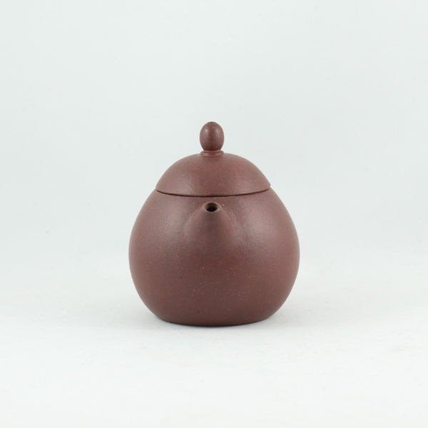 Yixing Lao Zini Dragon Egg Shape Chinese Teapot