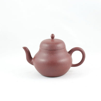 Yixing Lao Zini Pear Egg Shape Chinese Teapot