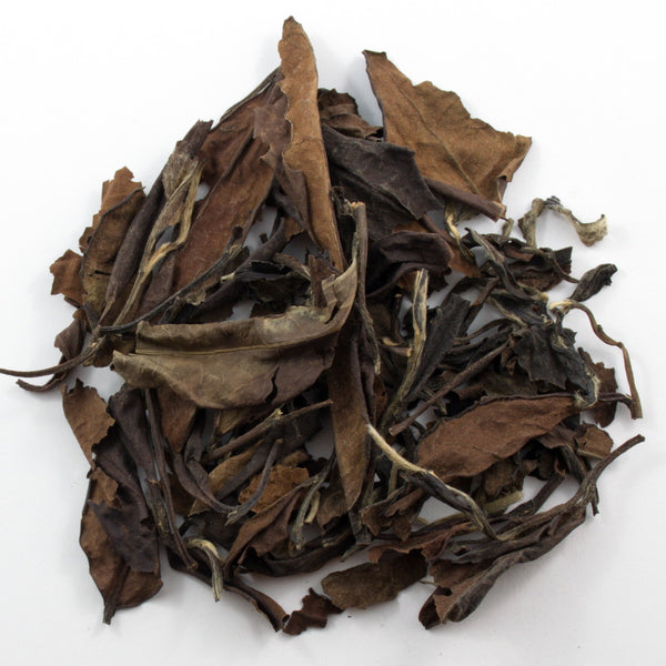 1990's Vintage Shou Mei Loose Leaf White Tea