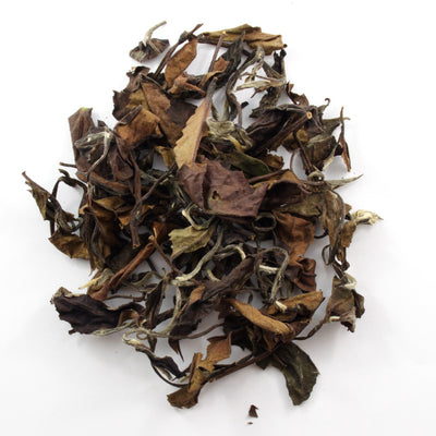 2013 Aged Shou Mei Loose Leaf White Tea