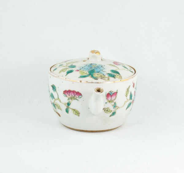 Antique Celadon Porcelain Tea Cup