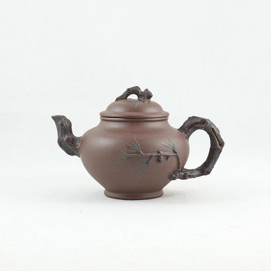 1980's Bao Chun 報春 Shape Chinese Teapot