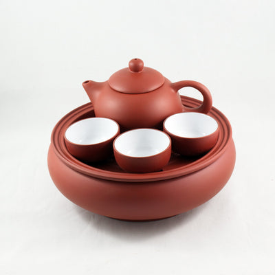 Clay Tea Set