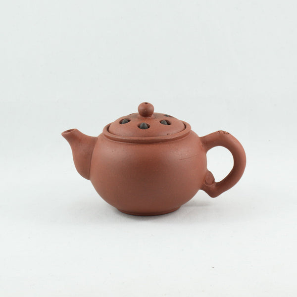 Old Yixing 1980's Lotus Seeds Chinese Teapot