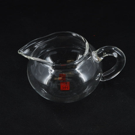 Glass Fair Cup Pitcher #2