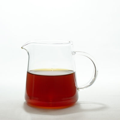 Glass Fair Cup Pitcher #3