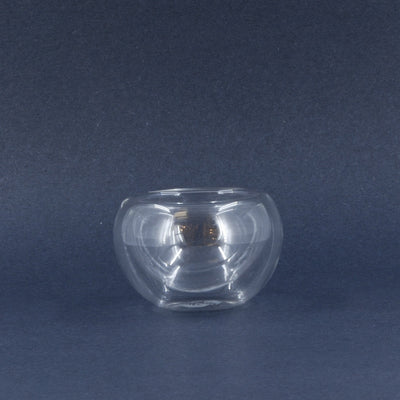 Glass Tea Cup (Double Wall)