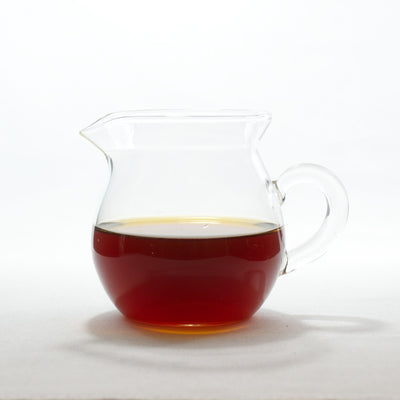 Glass Fair Cup Pitcher