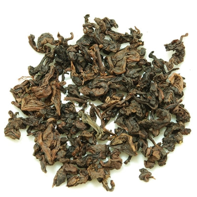 1980's Aged Traditional Iron Buddha Oolong Tea (Charcoal Roasted)