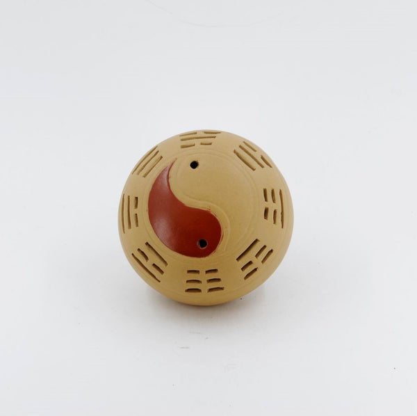 Yixing Clay Bagua Incense Burner