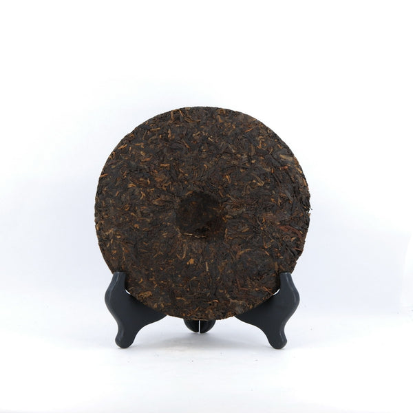 Pu-Erh Tea Cake,Yiwu Big Tree, Fuhai Tea Factory, 2005(Ripe/Shou)