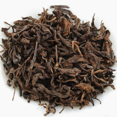 Year 2000  Gu Shu Loose Leaf Pu-Erh Tea (Ripe/Shou)