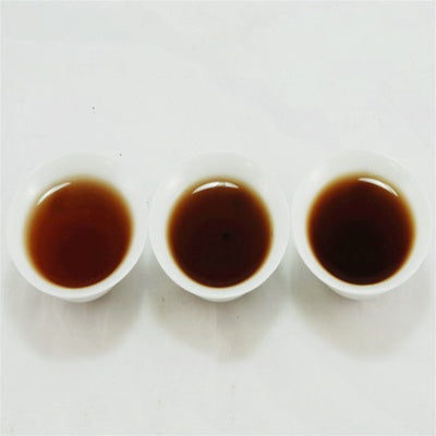 Pu-Erh Mini Tuo Cha, 2005 (Black/Shou)