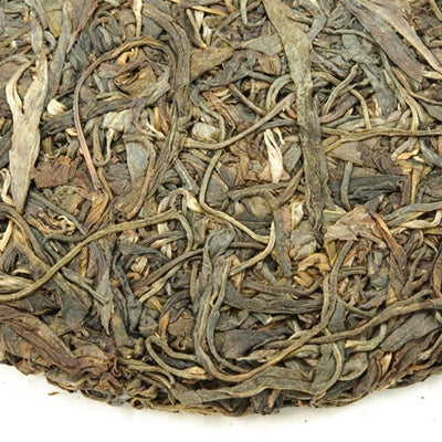 Pu-Erh Tea Cake, Yi Chang Hao Zheng Pin, Chang Tai Tea Factory, Year 2005 (Green/Sheng)