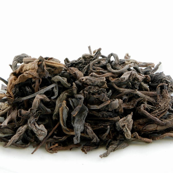 1990's Ancient Camphor Wild Tree Loose Leaf Pu-Erh Tea (Raw/Sheng)