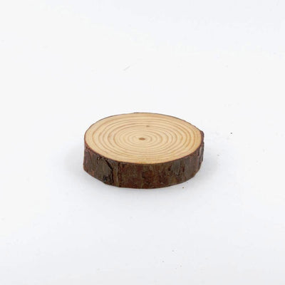 Tree Slice Wood Slab Saucer For Tea Cup #2