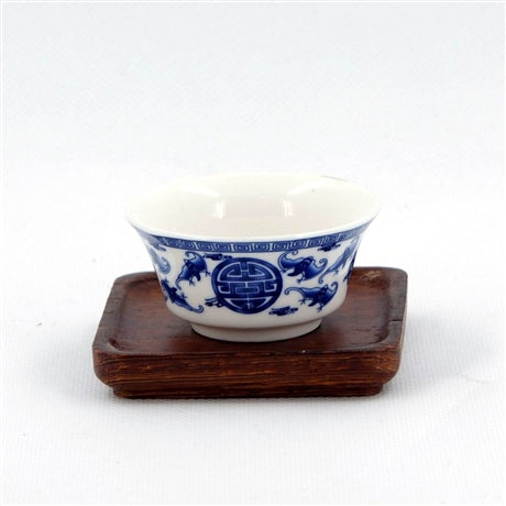 Square Shape Wenge Wood 雞翅木 Saucer For Tea Cup
