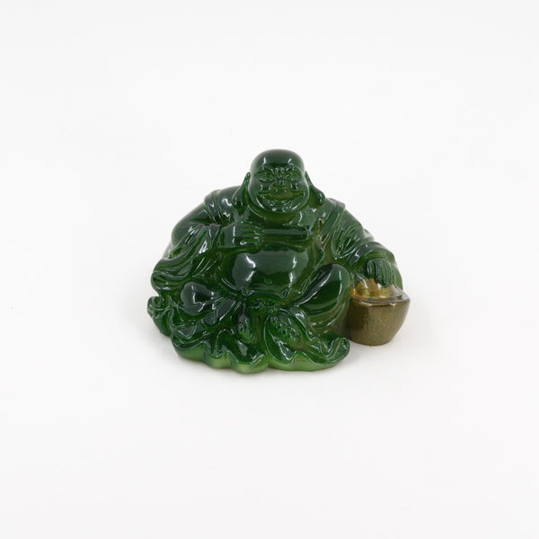 Allochroic Changing Color Tea Pet -- Jade Color Buddha