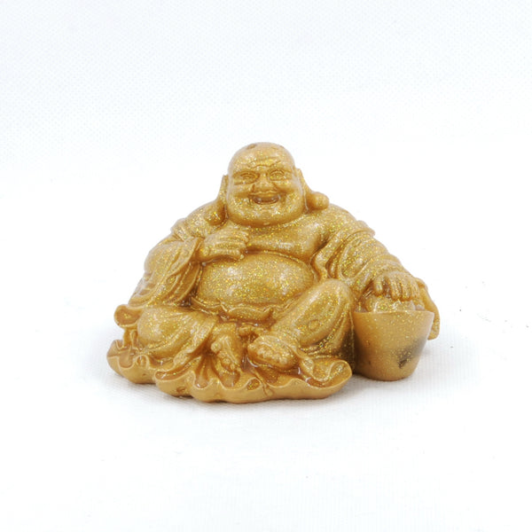 Allochroic Changing Color Tea Pet -- Golden Color Buddha