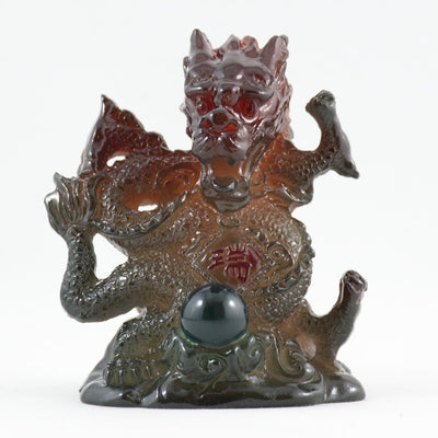 Allochroic Changing Color Tea Pet -- Dragon
