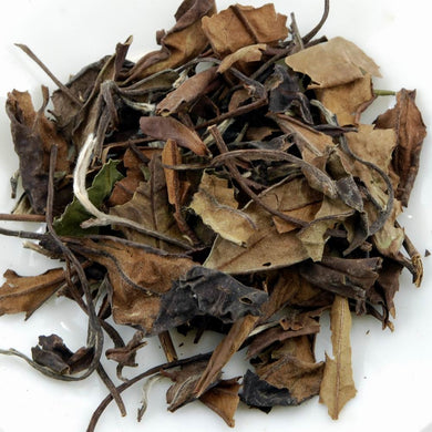 2006 High Mountain Shou Mei Loose Leaf White Tea