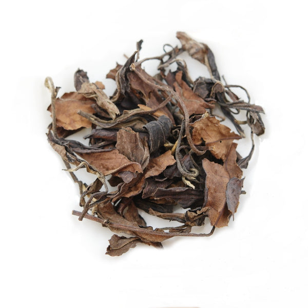 1980's Shou Mei Loose Leaf White Tea