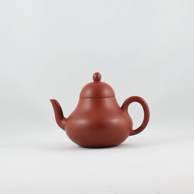 Yixing 1980's Zhuni Siting 思亭 Shape Chinese Teapot