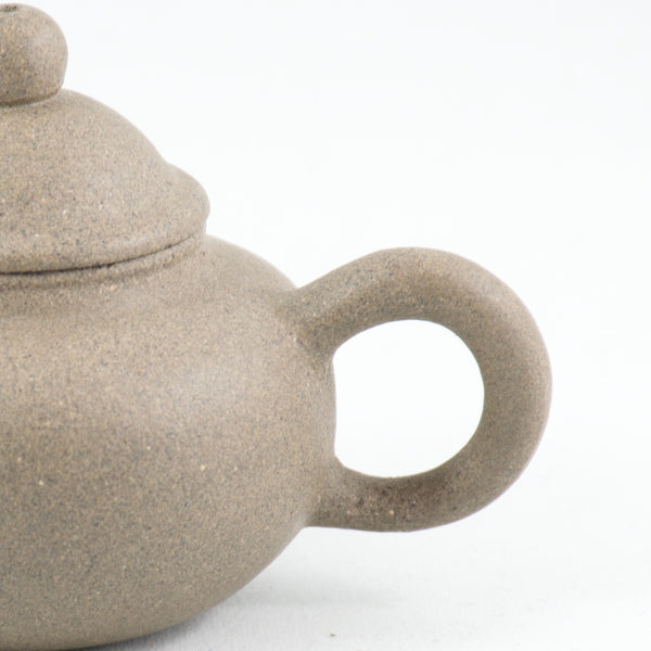 Yixing Duan Ni Pear Shape Miniature Chinese Teapot