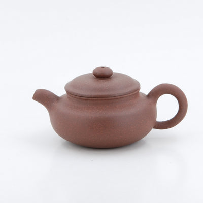 "Yixing ""Fang Gu"" Shape  Chinese Teapot"
