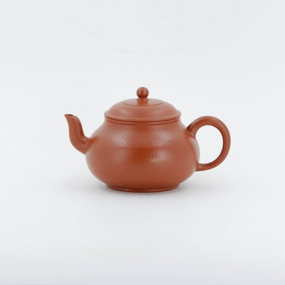 Yixing Zhuni Lipi Pear Shape Chinese Teapot