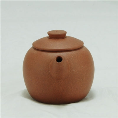 "Old Yixing 1980's ""JuLun Zhu"" Miniature Chinese Teapot (巨輪珠)"