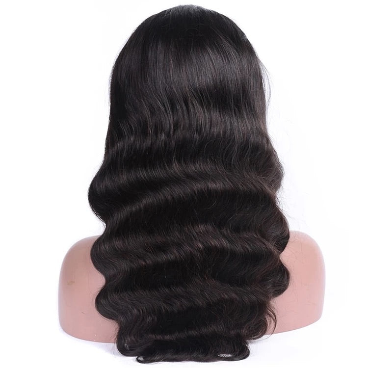 Bodywave Wigs (Closure, Frontal & Full Lace Wig)