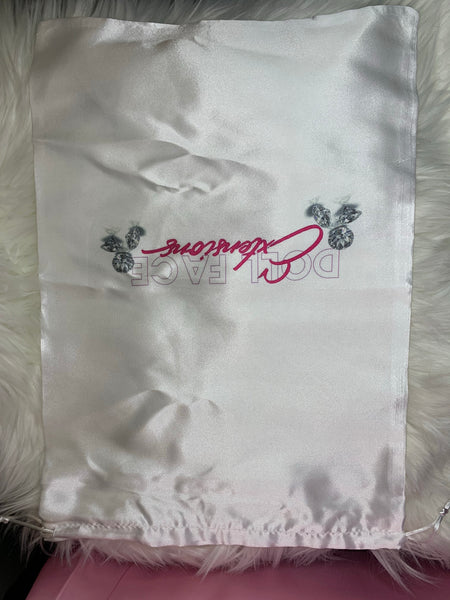 Custom Satin Bags (100pcs)