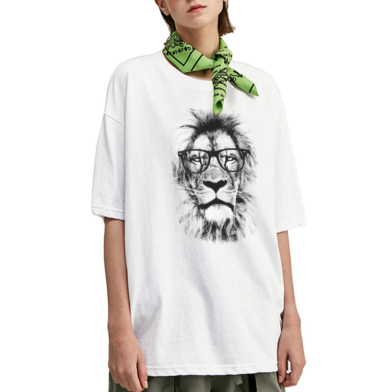 Fashion Lion Oversized T-Shirt